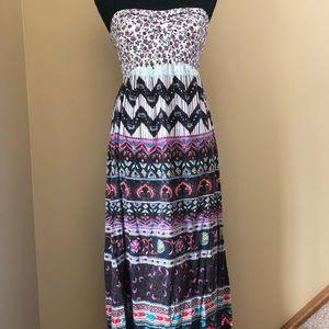 Pacsun (Billabong) Maxi dress